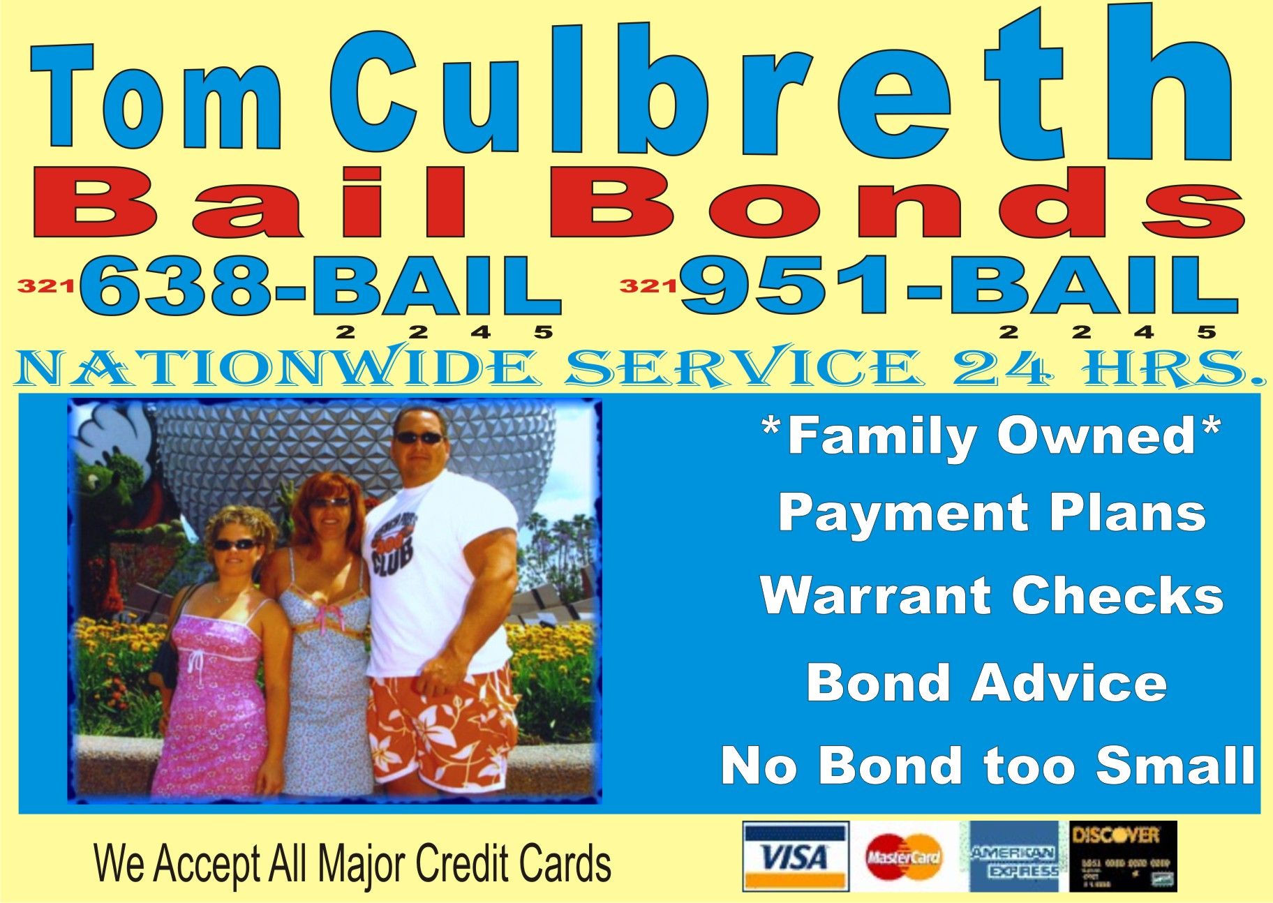 Brevard County Bail Bond Agency